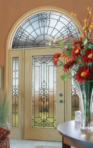 Homeguard Fiberglass Entry Door