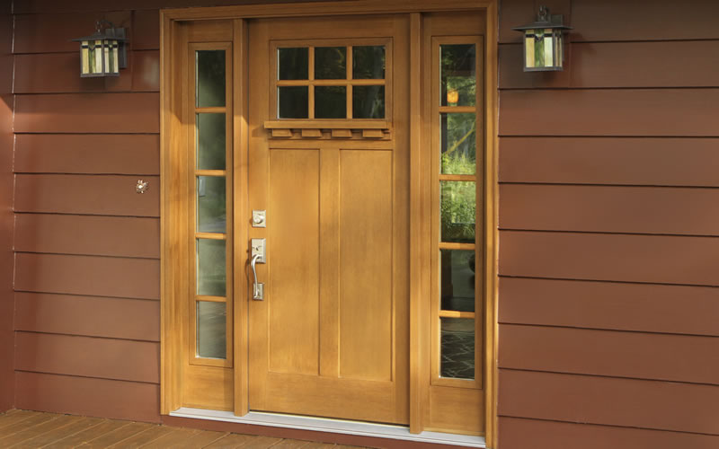 Homeguard Industries Entry Door