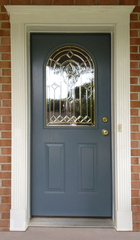 Homeguard Industires Entry Door