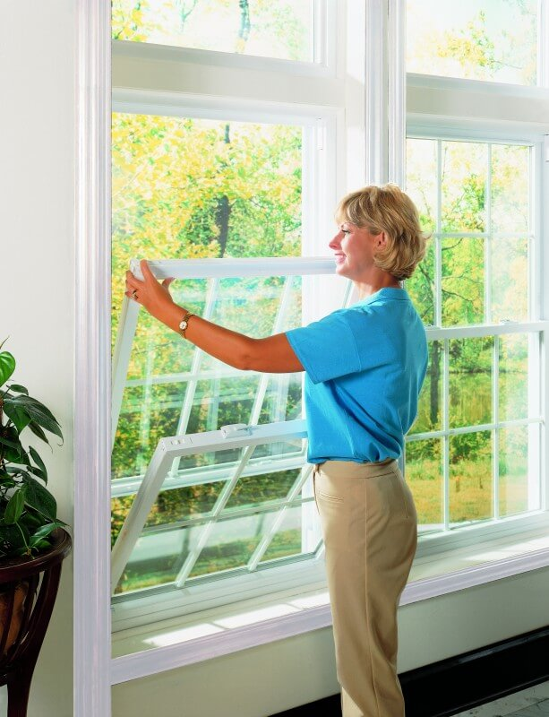 Double Tilt and Double Hung Windows